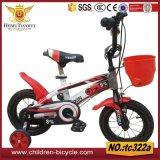 Blaues Rot-Schwarz-Kind-Fahrrad/Kind-Fahrrad
