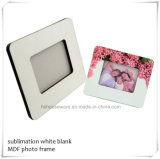 "Do "" frame da foto do MDF Sublimation 6mm fabricante China 7X8.5"