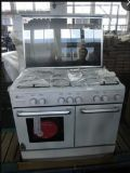 Freier Brenner-Gas-Reichweiten-Kocher-Ofen der Stellung-5 mit Ofen