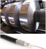 Лента Al кабеля прокатанная любимчиком для лент Al/Pet/Al Al/Pet пленки ламината полиэфира Al Mylar коаксиального кабеля и провода алюминиевых