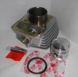 Blocchetto di motore del motociclo, pezzi di ricambio del motociclo, blocco cilindri del motociclo (CG125)