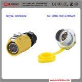 LED Lighting/M20のコネクターのための高品質の防水コネクター