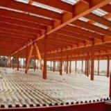 Здание Prfabricated высокого качества низкой стоимости фабрики стальное