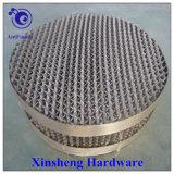 Torretta d'imballaggio strutturata metallica dell'acciaio inossidabile