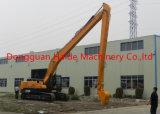 Crescimento longo do alcance da máquina escavadora de Ce-18m para a máquina escavadora de Sy365c