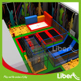 Apertura Indoor Trampoline Center con Various Games