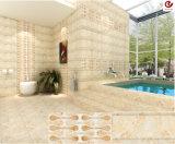 De hete Ceramiektegel van de Tegels van de Badkamers van het Balkon van de Kleur van de Verkoop Beige (WR63J430)