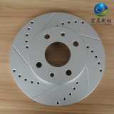 Volvo ISO9001를 위한 교련된 Slotted Brake Discs Fit