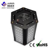 LED redondo de 150W 360 cresce para vegetais e frutas