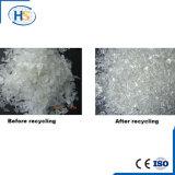 プラスチックPP/PE/PVC/ABSのペレタイザー水平水リングの放出機械