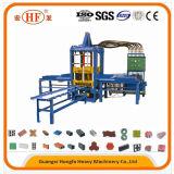Máquina de fatura de tijolo hidráulica automática do Paver Qtf3-20 através do ISO do Ce
