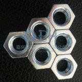 Noix Hex lourdes, ISO4759, acier du carbone moyen, Cl. 10