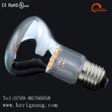 Bulbo de venda quente do filamento do diodo emissor de luz do produto R63 da fábrica para E27