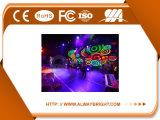 Indicador de diodo emissor de luz Rental cheio da cor HD das imagens vídeo internas de Shenzhen P3.91
