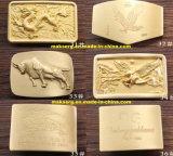 De Gespen van de hardware voor OEM van de Fabrikant van de Fabriek van China van de Gevallen van de Zakken van de Riem van het Leer ODM