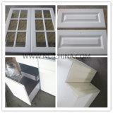 N & L mobilia piana della cucina dell'imballaggio con i portelli del PVC (kc3010)
