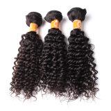 織り方の毛のStyelsのインドのアフリカのねじれた巻き毛のインドの毛の拡張