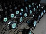 Het openlucht 54 LEIDENE van PCs IP65 Hoge Licht van het PARI Powrer