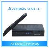 Коробка DVB c кабельного телевидения с Zgemma-Звездой LC IPTV