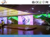 Visualización de LED de aluminio de fundición a presión a troquel del alquiler P1.9 con la alta definición
