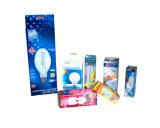 カスタム紫外線印刷の銀レーザーホイルのペーパー包装ボックス