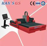 Alta qualidade 3 anos de Han da garantia máquina de estaca do laser do metal do laser 1000W