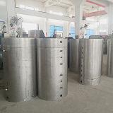 tanque de armazenamento de alta pressão da água 100L quente
