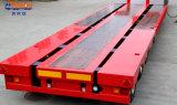 평상형 트레일러 트럭 트레일러 및 팽창할 수 있는 반 트레일러