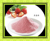 製造Strawberry PowderかExtract