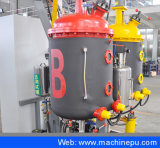 Mousse de polyuréthane de l'unité centrale PIR Pur de basse pression injectant la machine de remplissage