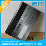 Tarjeta de visita magnética de la tarjeta del VIP del carnet de socio del PVC de la impresión de Cmyk