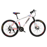 Boa qualidade bicicleta de montanha da liga de alumínio de barato 21 velocidades
