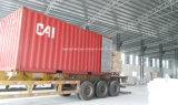 Exportador à terra do CaCO3 do carbonato de cálcio para a fábrica de Paquistão