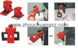 480-600V Abrazadera-en el candado de la seguridad de los cortacircuítos, cierre del corta-circuito