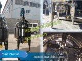 Capacité de mélange de mélange du réservoir 500liters de l'acier inoxydable 304