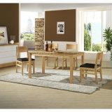 喫茶店(HW-106-2T)のための方法木のダイニングテーブル