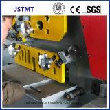 Hydraulische Ijzerbewerker voor het Buigen en het Ponsen van het Knipsel (Q35Y-30)