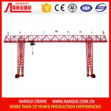 Einzelnes Girder Gantry Crane Used in Railway Yard