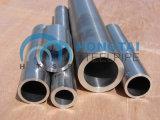 Aislante de tubo de acero afilado con piedra inconsútil del cilindro del tubo/del petróleo para el amortiguador de choque del automóvil