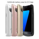 Extern het Laden van de Batterij van de Macht Geval voor de Rand van Samsung S7 (hb-154)