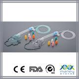 Masque médical de venturi de l'oxygène avec six diluants (MN-DOM0001)