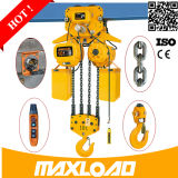 2 het Elektrische Hijstoestel van de Capaciteit van de Lift van de ton van Vervaardiging