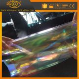 Transparente a la película solar de la ventana púrpura del camaleón