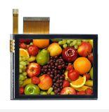 Rg-T350mtqi-01 3.5inch Transflective TFT LCD 240X320 햇빛 읽기 쉬운 스크린
