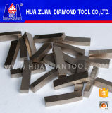 Cutting afiado Blade 500mm Diamond Segment para Marble