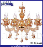 ChandelierのためのセリウムRoHS 3W Warm Light LED Candle Lamp