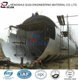 直接大口径の波形の鋼管の排水渠を販売する工場