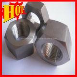 GR 5 Titanium Nut Fasteners Auf Lager mit großer Menge