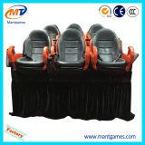 Diseño de la manera por las sillas de lujo de Fibergalss del cine de Mantong Best Qualit 5D 7D