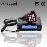 Tc-Vu55 de goedkoopste Dubbele Radio van het Voertuig van de Band VHF+UHF Mobiele